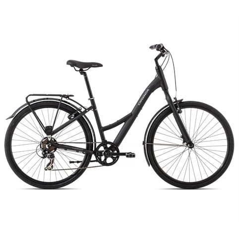 Orbea Comfort 27 30 OPEN EQUIPPED Hybrid Bike 2015