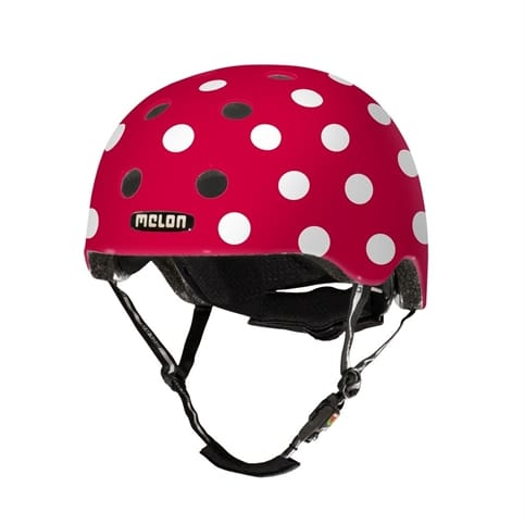 Melon Dotty Skate Helmet