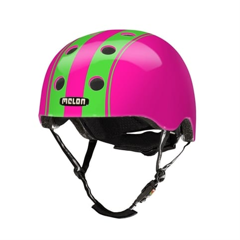 Melon Double Green Pink Skate Helmet