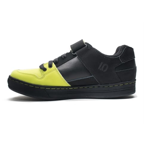 Five Ten Hellcat Clipless MTB Shoes - BLACK / LIME