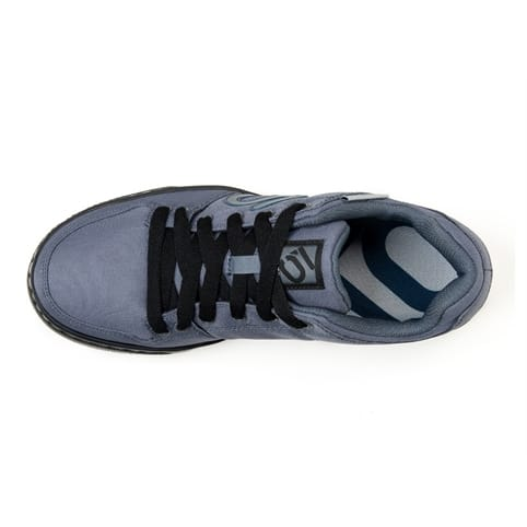 Five Ten Freerider Canvas MTB Shoes - GREY / BLUE