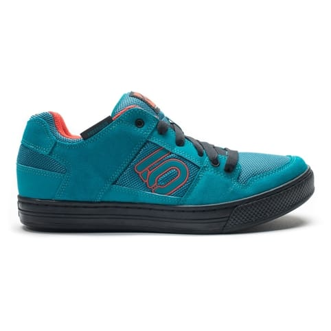 Five Ten Freerider MTB Shoes - TEAL / GRENADINE
