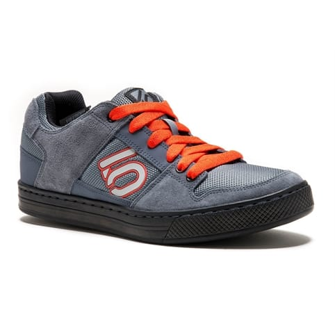 Five Ten Freerider MTB Shoes - DARK GREY / ORANGE