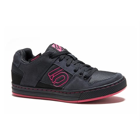 Five Ten Freerider Womens MTB Shoes - BLACK / BERRY