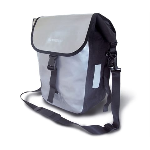 Basil Forest Single Low-rider Front Pannier Bag