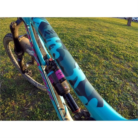 AMS Honeycomb Frame Guard - Camo