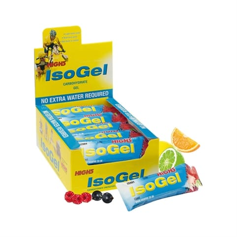 High5 IsoGel - Box of 25 Assorted Flavours