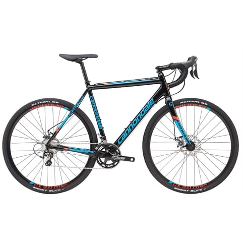 Cannondale CAADX Tiagra Disc Cyclocross Bike 2016