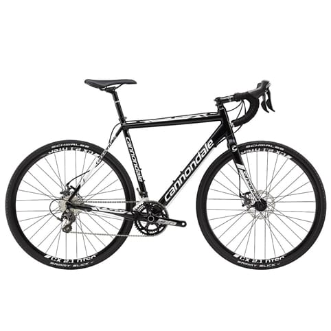 Cannondale CAADX Sora Disc Cyclocross Bike 2016