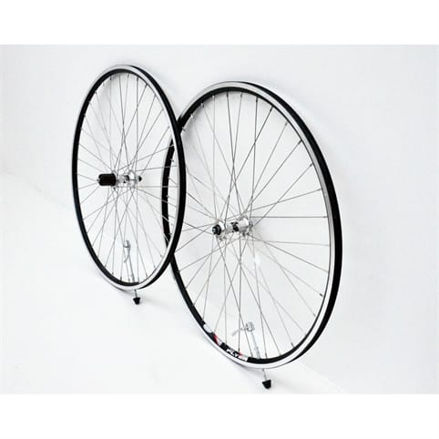 Miche Rigida Flyer Black Wheelset