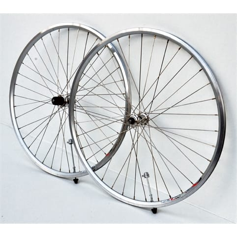 Miche Rigida Flyer Silver Wheelset