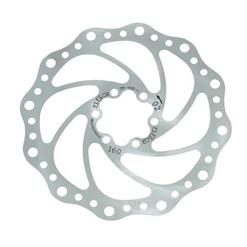 A2Z Teppan Yaki SP4 Disc Brake Rotor 160mm