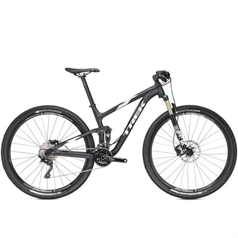 "Trek Top Fuel 8 29"" Full Suspension MTB Bike 2016"