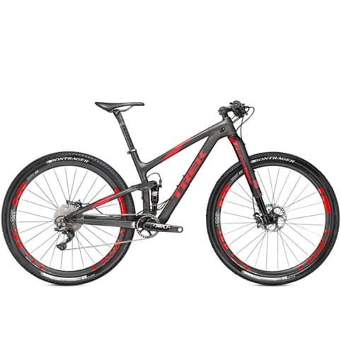 "Trek Fuel 9.9 SL 27.5"" Full Suspension MTB Bike 2016"