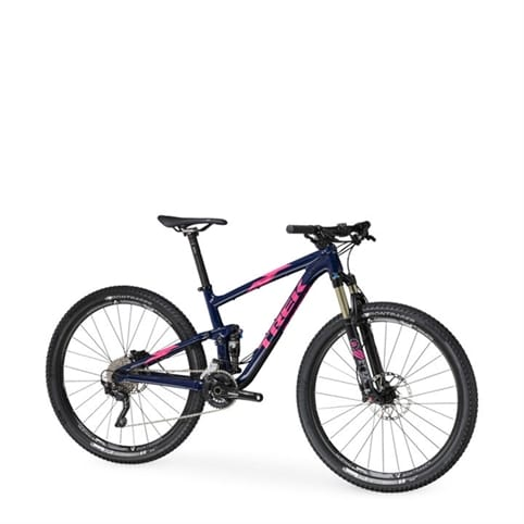 "Trek Fuel 8 WSD 27.5"" Full Suspension MTB Bike 2016"