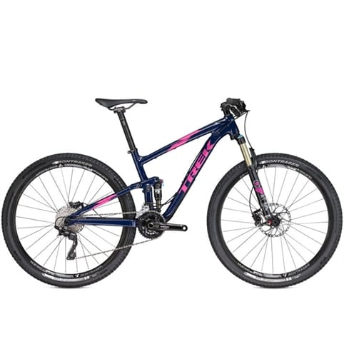 "Trek Fuel 8 WSD 29"" Full Suspension MTB Bike 2016"