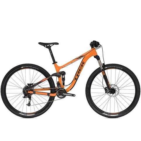 "Trek Fuel EX 5 29"" Full Suspension MTB Bike 2016"