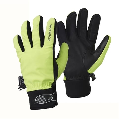 SealSkinz Ladies All Season Hi Viz Gloves