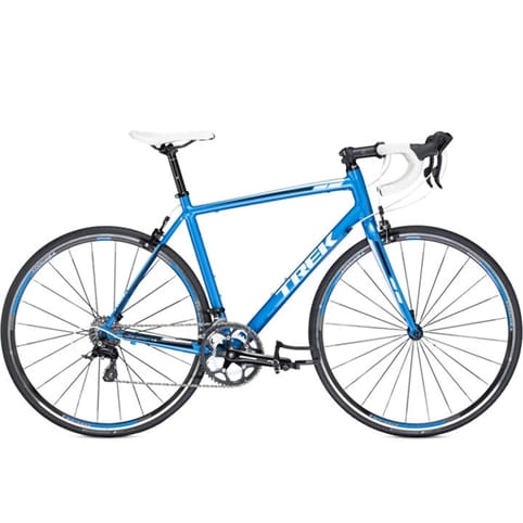 Trek 2015 1.2 Compact H2 Road Bike [Placid Blue]