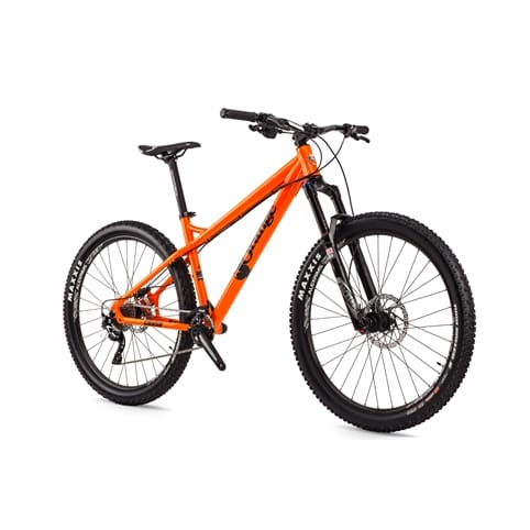 "Orange Crush S 27.5"" Hardtail MTB Bike 2016"