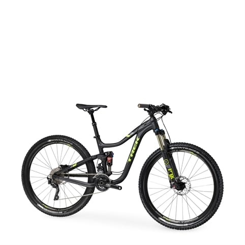 Trek Lush SL 27.5 Full Suspension MTB Bike 2016