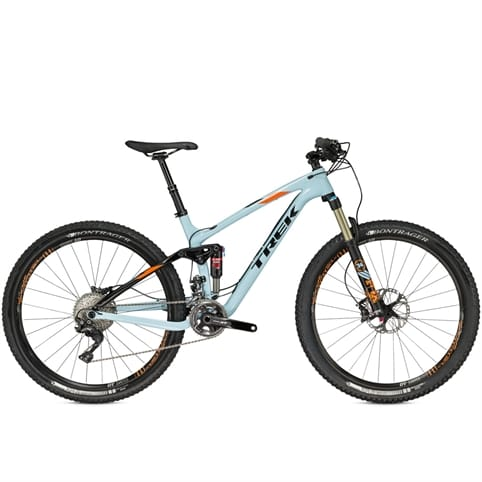 "Trek Fuel EX 9.8 27.5"" Full Suspension MTB Bike 2016"
