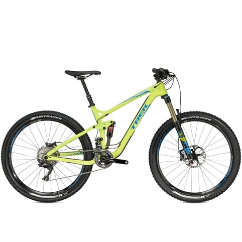 "Trek Remedy 9.8 27.5"" MTB Bike 2016"