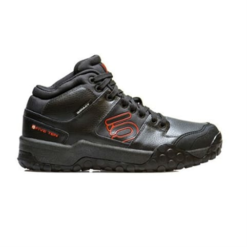 Five Ten Impact High MTB Shoes - BLACK/RED