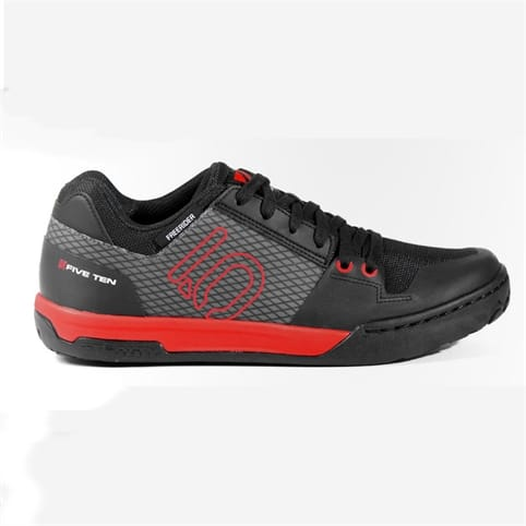Five Ten Freerider Contact MTB Shoes - BLACK / RED