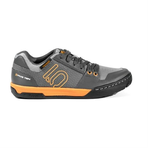 Five Ten Freerider Contact MTB Shoes - DARK GREY / ORANGE