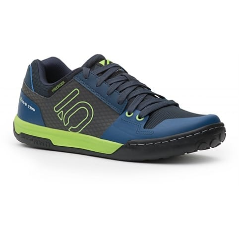 Five Ten Freerider Contact MTB Shoes - SOLAR GREEN / NIGHT SHADE