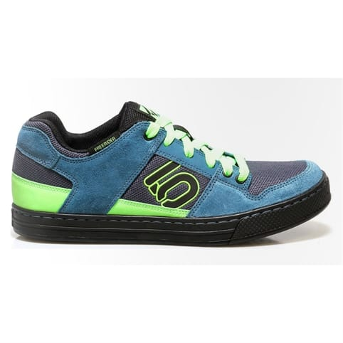Five Ten Freerider MTB Shoes - BLANCH BLUE / SOLAR GREEN