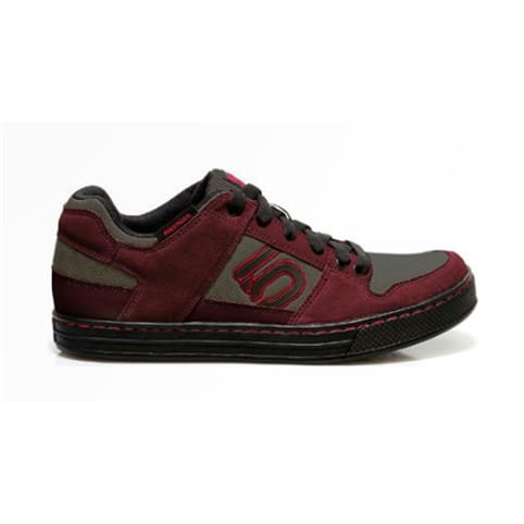 Five Ten Freerider MTB Shoes - MAROON / SOLID GREY