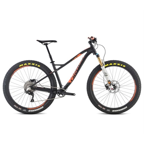 Orbea Loki 27+ H-LTD Hardtail MTB Bike 2016