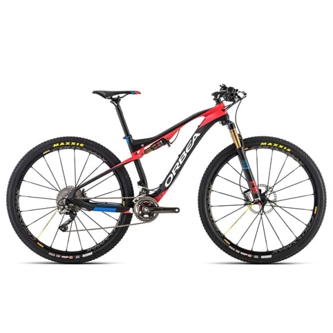 "Orbea Oiz M-TEAM 27.5"" FS MTB Bike 2016"