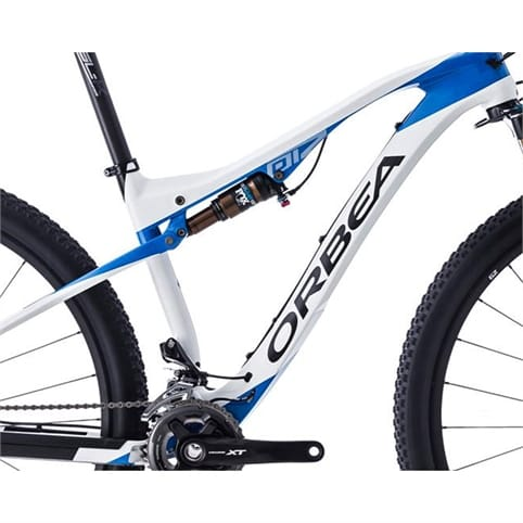 "Orbea Oiz M-LTD 27.5"" FS MTB Bike 2016"