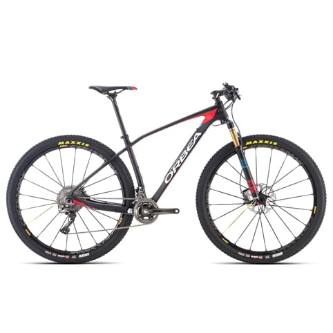 "Orbea Alma M-TEAM 27.5"" Hardtail MTB Bike 2016"