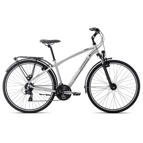 Orbea Comfort 28 10 Equipped Hybrid Bike 2016