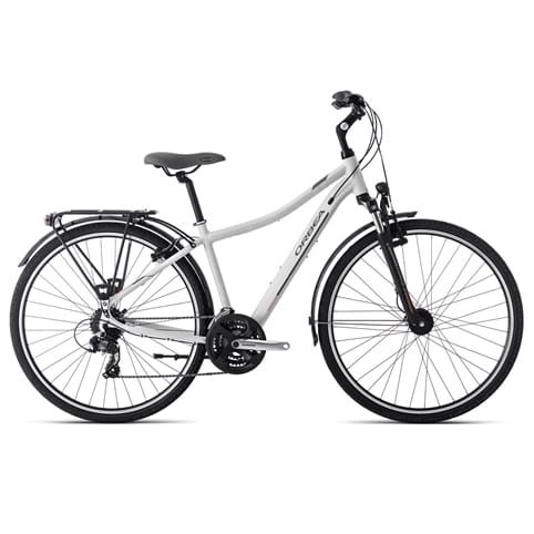Orbea Comfort 28 10 Entrance Equipped Hybrid Bike 2016