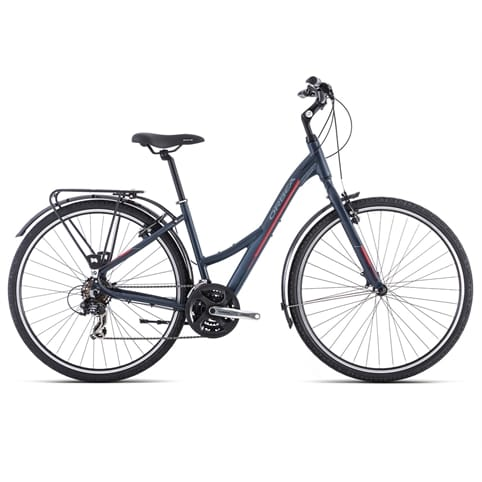 Orbea Comfort 28 20 Open Equipped Hybrid Bike 2016
