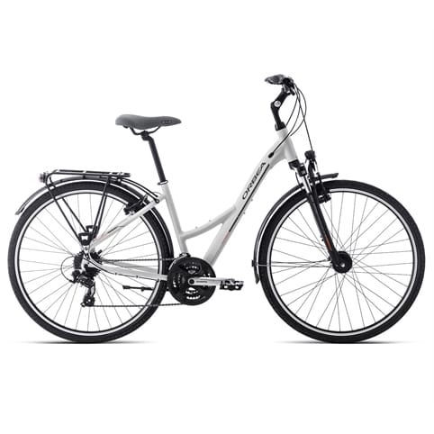 Orbea Comfort 28 10 Open Equipped Hybrid Bike 2016