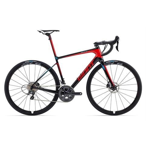 Giant Defy Advanced SL 1 Road Bike 2016