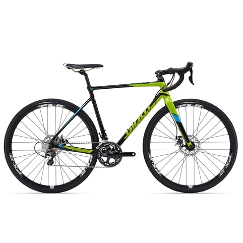 Giant TCX SLR 1 CX Bike 2016