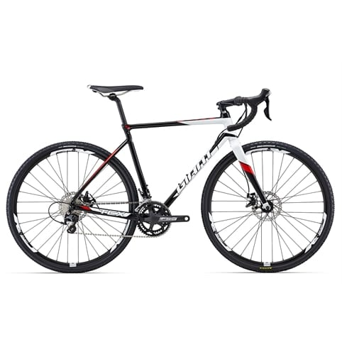 Giant TCX SLR 2 CX Bike 2016