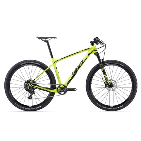 Giant XtC Advanced SL 27.5 MTB Bike 2016