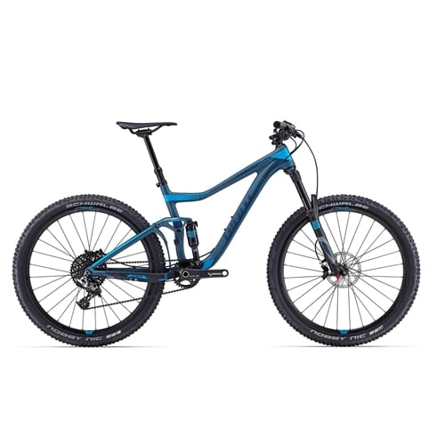 Giant Trance Advanced 27.5 0 MTB Bike 2016