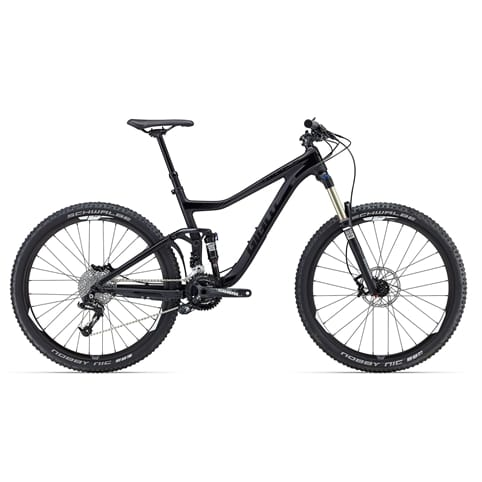 Giant Trance Advanced 27.5 2 MTB Bike 2016