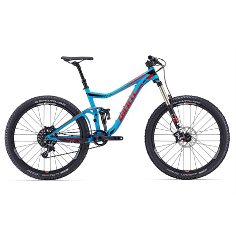 Giant Trance 27.5 SX MTB Bike 2016