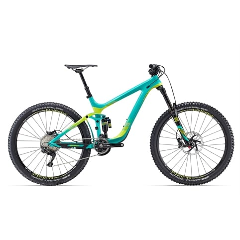 Giant Reign Advanced 27.5 1 MTB Bike 2016