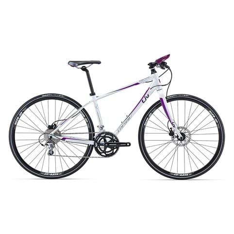 Giant Thrive 1 Disc Road Bike 2016